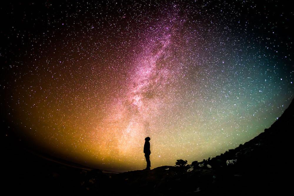 Gedanken wie Sterne